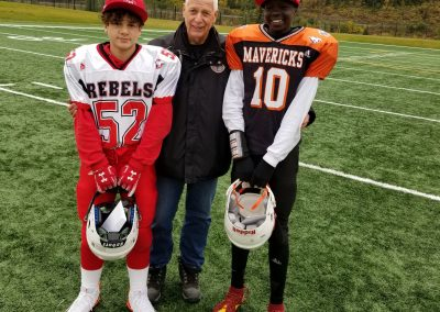 GSL Player of the Game Week 5 Rebels 52 Dayon Rao - Mavericks 10 Vincent Thomas