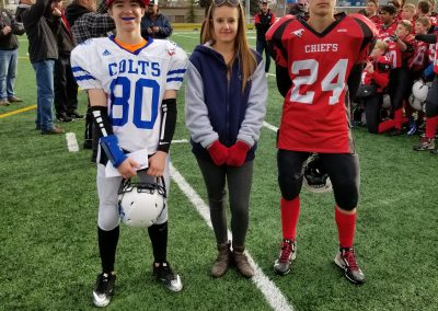 GSL Player of the Game 2018 City Finals - Colts 80 Reece Lardeur - Chiefs 24 Tyson Kolesar-Lafaut